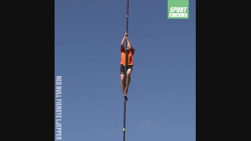 Польсстокферспринхен — национальный, традиционный вид спорта в Нидерландах