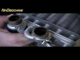 Промывка теплообменника газового котла GRANDINI JLG24 B3