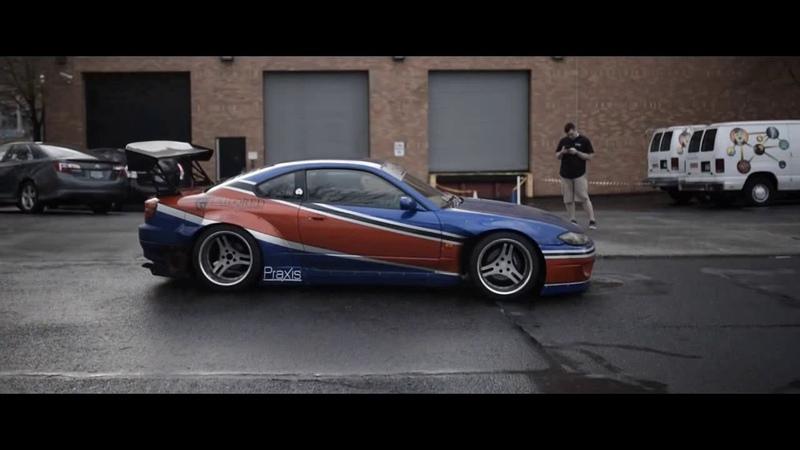 KVSH - Tokyo Drift Nissan S15 The Mona Lisa nissan nissansilvia monalisa