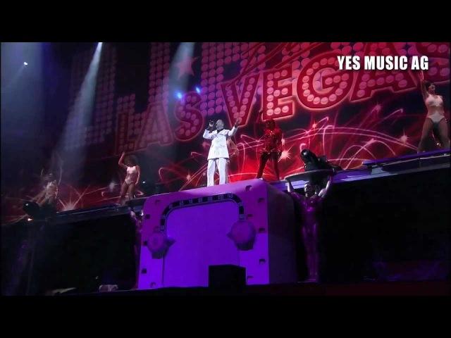 DJ BoBo I LOVE MY RADIO Dancing Las Vegas The Show Live In Berlin DVD:Blue Ray