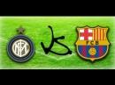 Inter Barcellona 3-1