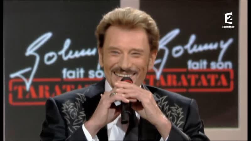 Johnny fait son Taratata 2007