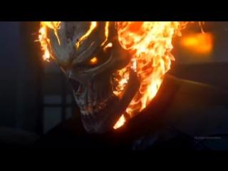 Призрачный гонщик / Ghost Rider   Агенты Щ.И.Т. / Agents of Shield