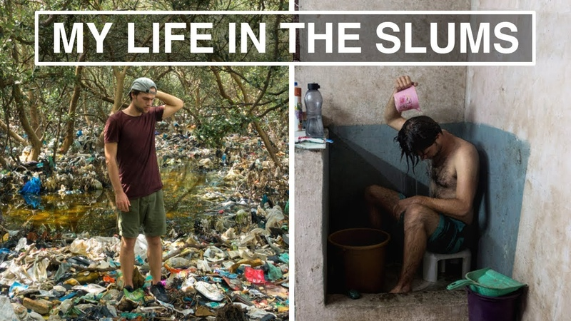 My Daily Life in the SLUMS OF MUMBAI (Life-Changing 5 Days)