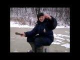 Рыбалка. Ловля окуня зимой на вольфрамовую мормышку видео