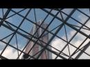 Прекрасный вид на небоскрёбы Москва-Сити из ТЦ Афимолл-Сити @ 2018.07.13