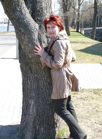 Галина Быкова, 17 ноября 1953, Санкт-Петербург, id24554551