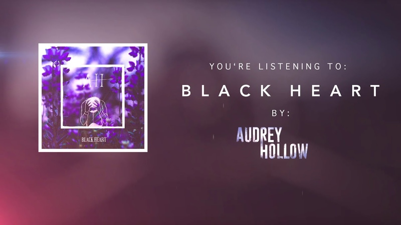 Audrey Hollow - Black Heart