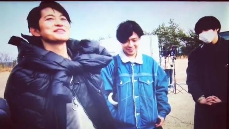 Show Producer-K! MV Making (Shimono Hiro and others)