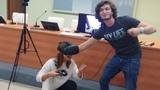 VR автопати. Казань, виртуальная реальность когда все ушли.
