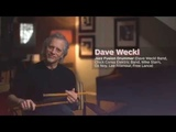 Dave Weckl - Часть первая - о Бадди Риче и начале своей карьеры.