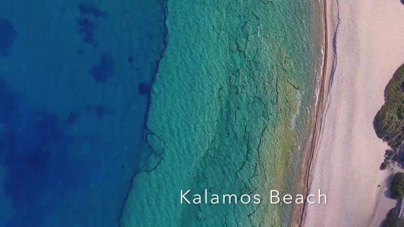 Исследуйте красивые и нетронутые пляжи на острове Иос