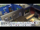 Let's play The Sims 4 Обзор квартиры семьи Робинсон