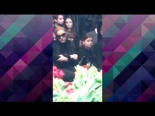 Олег Табаков прощание. Ирина Мирошниченко прощальная речь на похоронах Табакова