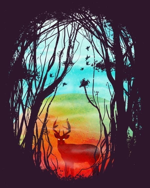 Иллюстратор Robson Borges 3FeAju5-A98