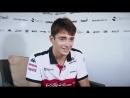 Шарль Леклер о моменте когда ему сообщили о контракте с Ferrari