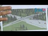Для пешеходов и велосипедистов через улицу Худякова проведут мост