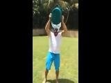 Ricky Martin #ALSIceBucketChallenge 18 08 2014