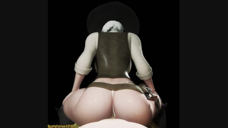 Rule34 Overwatdch Ashe 3D porn sound (2)
