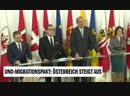 UNO-Migrationspakt- Kickl nach Ministerrat