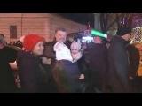 Порошенко. Поздравление на Софиевской площади с новым годом! 02 01 2014