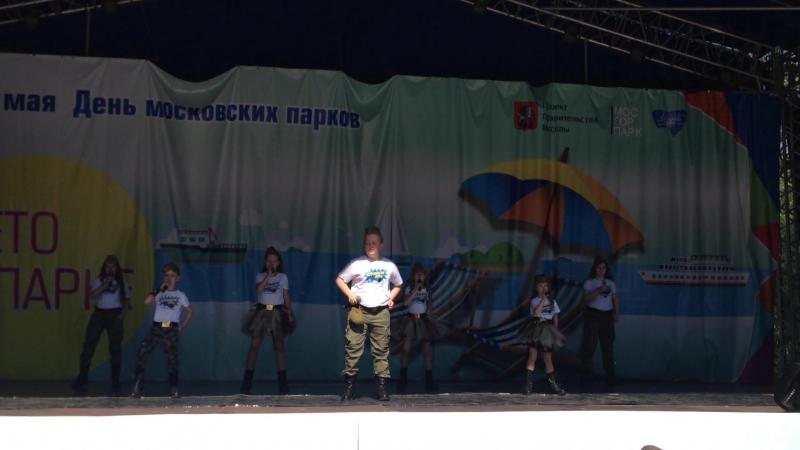 ШУМНЫЕ ДЕТИ - Солдат (Северное Тушино, 2 июня 2018 г.)