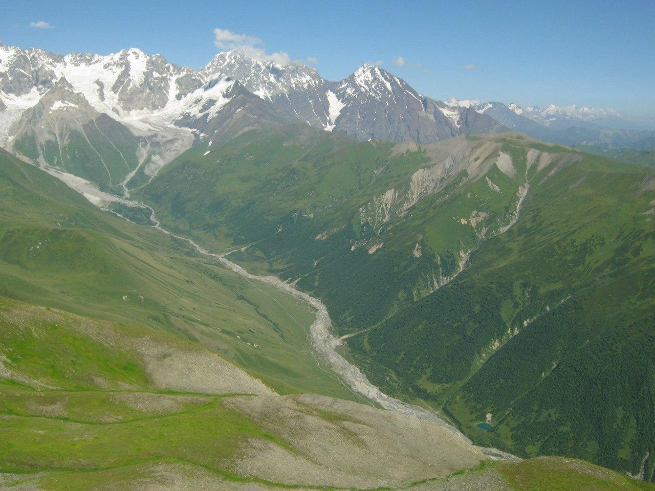 Красота гор может быть опасна