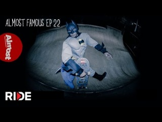 Batman vs Skeleton & More - Halloween Almost Famous Ep. 22