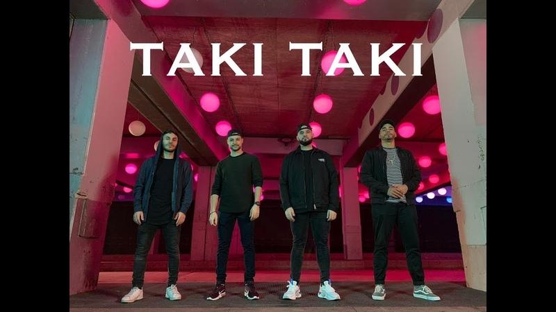 Berywam Taki Taki DJ Snake Beatbox