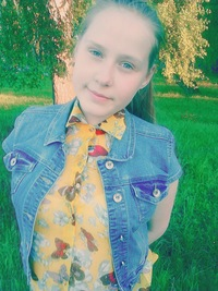 Настя Михайлова
