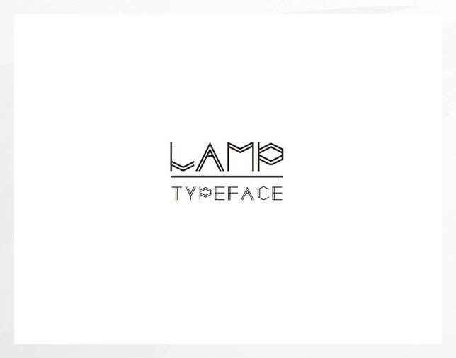 Lamp_Typeface.zip
