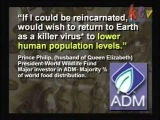 5 BILLION HUMAN BEINGS TO BE MURDERED -- New World Order __ The Plan Is In Progress RIGHT NOW !!