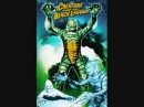 the monsters- creature from the black lagoon