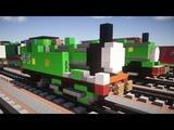 Minecraft Oliver Thomas &amp Friends Tutorial
