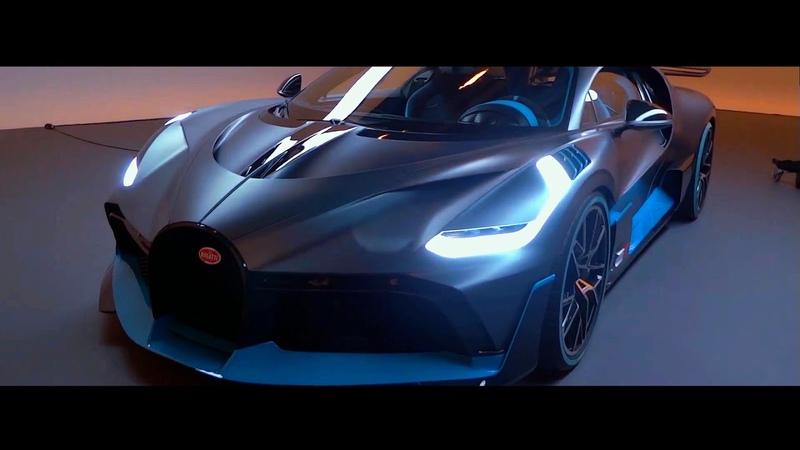 Bugatti Divo - MotorShow. PROCAR