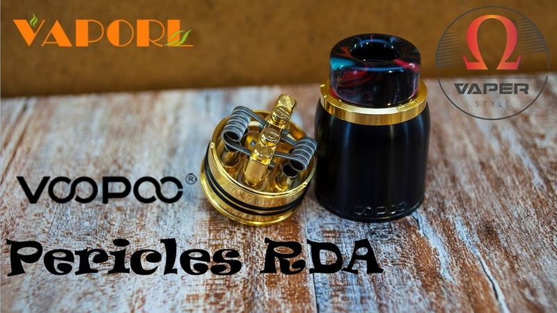 VOOPOO Pericles RDA from vaporl.com