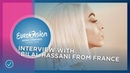 Bilal Hassani reveals name of his Eurovision wig France 🇫🇷 Eurovision 2019