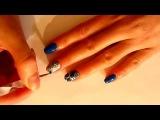 leopard manicure / Леопардовый маникюр