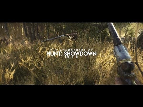 The Atmosphere of Hunt: Showdown - Stillwater Bayou [4K]