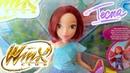 Winx Club Tecna Bloomix Fairy Doll Review