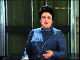 «Песня — бойцу» — фильм-концерт с Людмилой Зыкиной (1985)