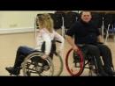 Инвалиды -колясочники... Стремление к прекрасному. Анапа 2018