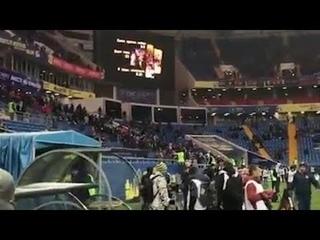 Футбольный матч в стиле GTA: San Andreas