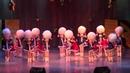 Творческий фестиваль Воркутинские звёздочки Танц
