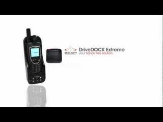 Beam DriveDOCK Extreme Docking Station for Iridium Extreme Handset