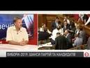 Вибори-2019: Тарас Чорновіл про шанси партій та кандидатів | Інфовечір | 15.08.2018