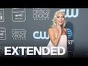 Интервью Леди Гаги в пресс-руме премии «Critics Choice Awards 2019» 13 января