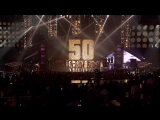 50 Cent & G Unit Performs In Da Club Live BRIT Awards 2004