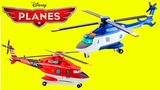 Disney Pixar Planes Fire and Rescue Blade Ranger and Chop's Blazin Blade Ranger Helicopter Toys Revi