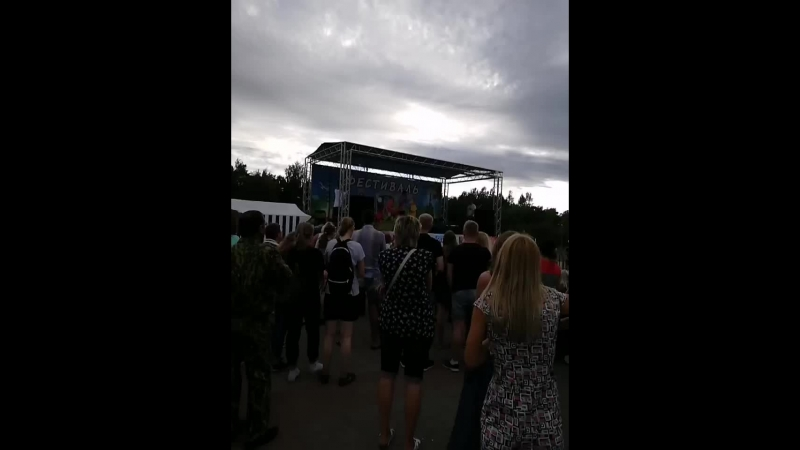 Фестиваль КВН СосновыйБор 45лет